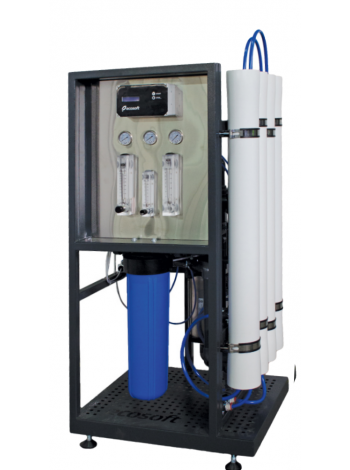 Купить в Киеве: фильтр обратного осмоса Ecosoft MO 24000 за час очистит 1000 литров воды.