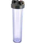 Система очистки воды: картридж и корпус картриджного фильтра отличного качества.