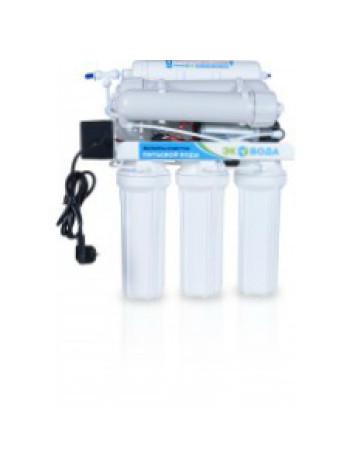 Фильтр для воды Эковода RO-7p 300GPD