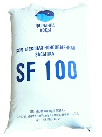 Купить в Киеве: Водоподготовка засыпкой SF 100 качественно очистит воду.