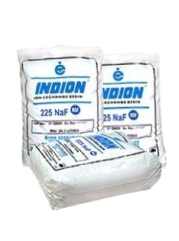 Исследование воды: очищение воды засыпкой Indion 225 Na избавит от солей жесткости.