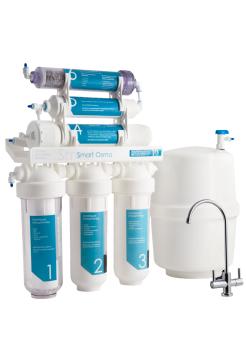 Фільтр для води Smart Osmo 6